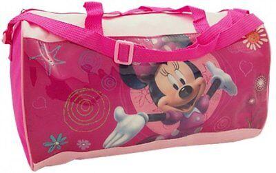 Disney Junior Minnie Maus Kinder Sporttasche  38 x 23 x20 cm 100% Polyester NEU  ()
