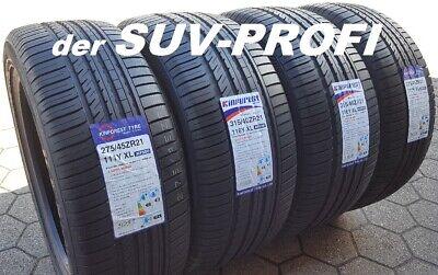 4x  SOMMERREIFEN 21 Zoll für MERCEDES GLE Coupé - 275/45 R21 + 315/40 R21 - NEU!