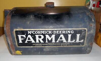 Mccormick Deering Farmall F 20 F30 Tractor Gas Tank