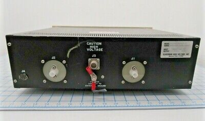 Pspg020r050-ct Hv Power Supply Viista Vision Glassman High Voltage