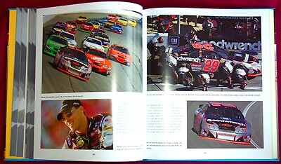 NASCAR RACERS Top Drivers 2005 Ben White Nigel Kinrade Nascar Library LIKE NEW  - $2.99