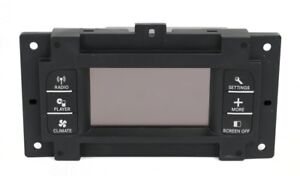 """Dodge Chrysler 4.3"""" LCD Touch Screen Uconnect"""