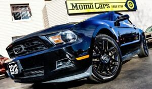 2012 Ford Mustang Premium! Htd Seats+WINTER Tires! $184/bi-weekl