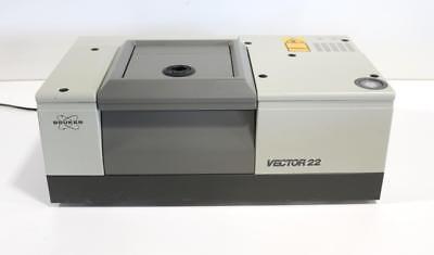 Bruker Vector 22 Ftir Spectrometer