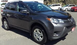 2014 Toyota RAV4 LE AWD HEATED SEATS BACK-UP CAMERA Clean Car Pr