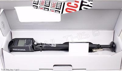 RockShox Digital High Pressure MTB Bike Suspension Fork & Rear Shock Pump 300psi