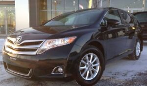 2013 Toyota Venza V6 AWD, 84$ par semaine Come try it out!