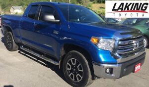 "2016 Toyota Tundra SR TRD 4X4 OFF ROAD DOUBLE CAB """"REMOTE START"