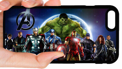 MARVEL AVENGERS PHONE CASE COVER FOR IPHONE XR XS MAX 8 PLUS 7 6S 6 PLUS 5 5C