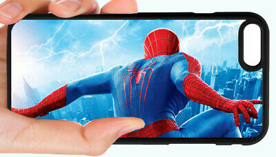SPIDERMAN MARVEL PHONE CASE COVER FOR IPHONE XR XS MAX 8 PLUS 7 6S 6 PLUS 5 5C 4
