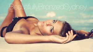 $40 Mobile Spray Tan service BeautifullyBronzed Rose Bay Eastern Suburbs Preview