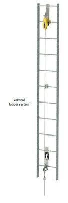 Msa Latchways 20 Vertical Ladder Lifeline Kit 30901-00