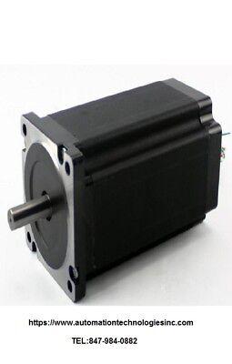 1pc Nema42 Hybrid Stepper Motor 2830 Oz-in 6.0a Single Shaft Kl42h2150-60-4a
