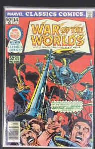 ►►►► MARVEL CLASSIC COMICS - WAR OF THE WORLDS ◄◄◄◄