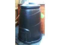 Compost Bin 330L used