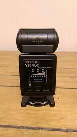 Yongnuo YN-460 flash speedlight
