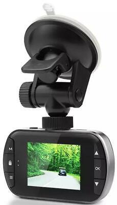 Motorola MDC150 HD Dash Cam LCD screen Loop recording G-force sensor 140 degree