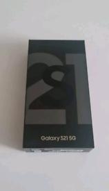 Samsung Galaxy S21 Grey Brand new in box