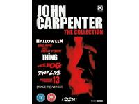 John Carpenter collection [DVD]