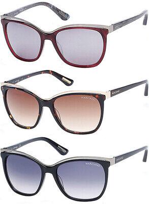Guess By Marciano Women's Metal Browline Cat-Eye Sunglasses - (Sunglasses Guess Women)