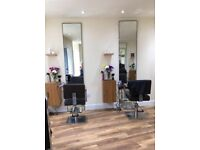 Hair salon furniture/equipment styling units backwash