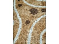 2 large high quality rugs