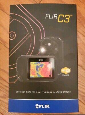 Flir C3 Compact Thermal Camera Wi-fi 72003-0303 New