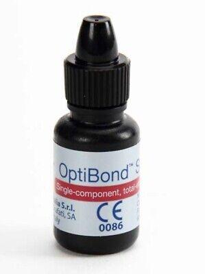 Optibond Solo Plus Total-etch Adhesive - 3ml Bottle By Kerr Fresh