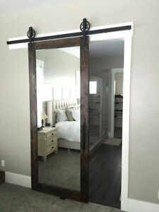 Barn door of your choice and material and sytle Cambridge Kitchener Area image 5