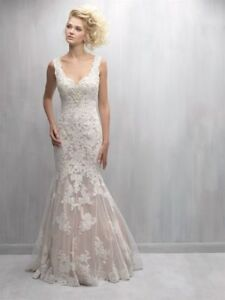 Madison James wedding gown size 6
