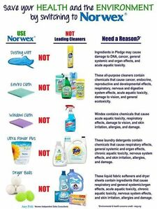 Wedding or Bridal Shower - give the new couple practical Norwex