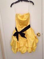 Multiple prom/formal dresses