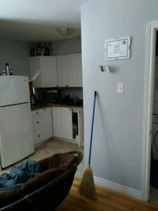 1 Bedroom Apartment - Sublet July To October-Downtown Halifax