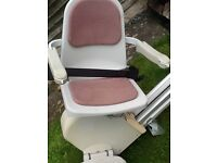 Acorn Superglide 130 Stairlift (Straight) - Used - In Perfect Working Order!
