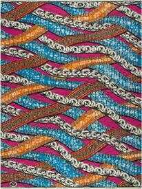 VLISCO Print Super-Wax Holland 2 or 4 Yards Affrican Fabric
