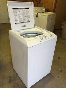 WHIRLPOOL APARTMENT SIZE WASHER