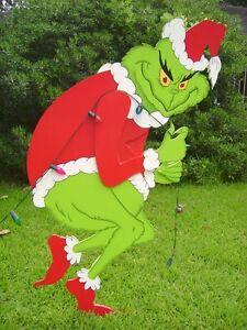 Holiday Yard Art | Halloween | Christmas & More! All Hand-Made!