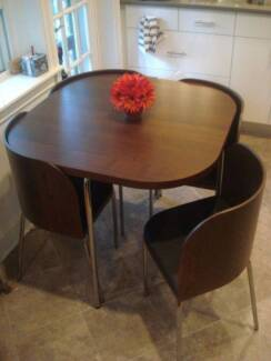 Ikea fusion dining setting compact dining setting for apartment