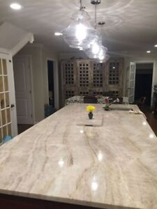 ***SPECTACULAR GRANITE COUNTER TOP FOR ONLY $55 A SQUARE FOOT***