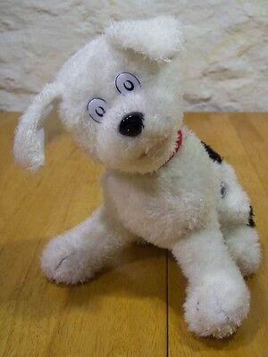 "Dr. Seuss Cat in the Hat NEVINS DOG 10"" Plush Stuffed Animal 2003"