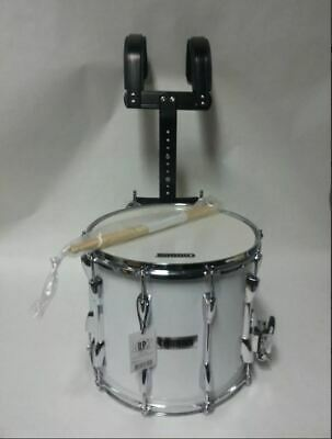 Cardinal Percussion Marching Snare Drum w/Harness CPJBMP1412/CPHD8A