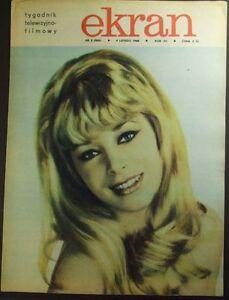 MIREILLE DARC great mag.FRONT cover 1968 mag Emma Hamilton,Isadora Duncan - <span itemprop=availableAtOrFrom>europe, Polska</span> - Zwroty są przyjmowane - europe, Polska