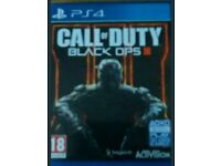 Call of duty black ops 3 PlayStation 4 ps4 game