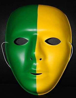 Awesome Australian Mask - Great Mask with Beautiful Colours !](Awesome Masks)