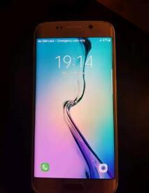 Samsung galaxy s6 edge (GOLD)