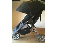 BABY JOGGER CITI MINI BLACK