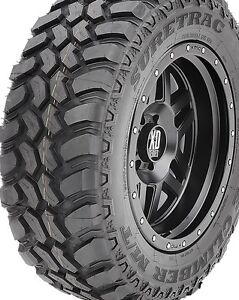 MUD TIRES, 4 NEW LT285/75R16 830.25 TAX IN