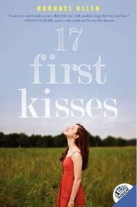 17 First Kisses by Rachael Allen (Paperback, 2014)