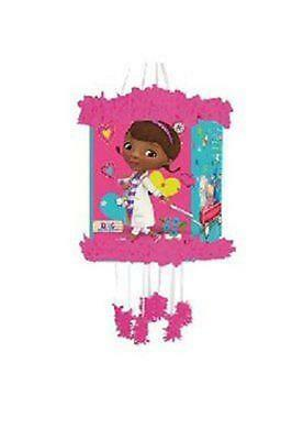 DOC McSTUFFINS Birthday Party Small Pull String Piñata