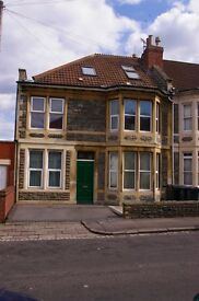 Double bedroom in 11 bed house in Bishopston, available 1st July, all bills included.
